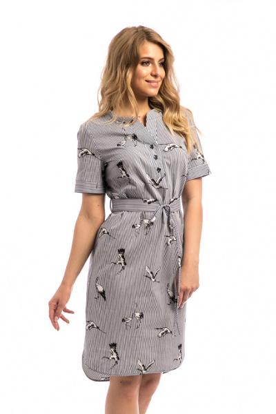 Платье, П-466/7